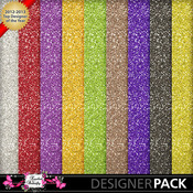 Circus_fun_glitter_papers_medium