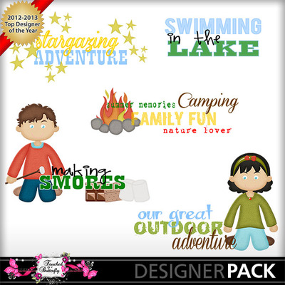 Let_s_go_camping_smore_wordart