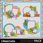 Woven_rainbow_cluster_frames_medium