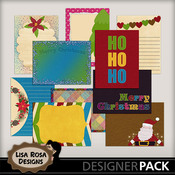 Lisarosadesigns_santaclausiscomingtotown_journalcards_medium
