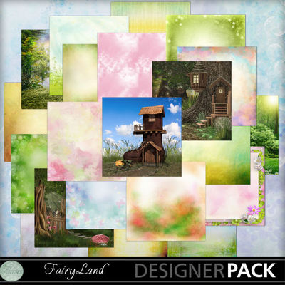 Clip Art | Pack FairyLand-(LouiseL) | Animals - Pets, Everyday ...
