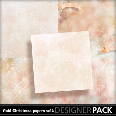 Gold_christmas_papers_vol_2