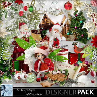 Louisel_themagicofchristmas_preview1