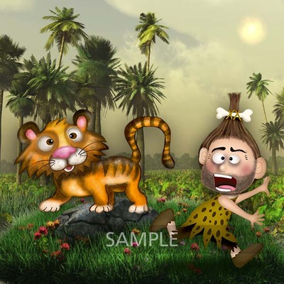Caveman_and_tiger2