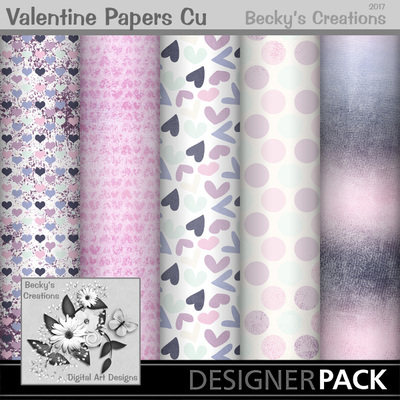Valentine_papers
