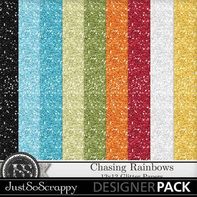 Chasing_rainbows_glitter_papers