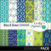 Damask_digital_paper_medium