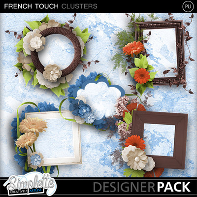 Frenchtouch_clusters_pvmm