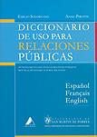 Diccionario de uso para Relaciones Públicas