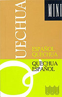 Mini diccionario Quechua - Español