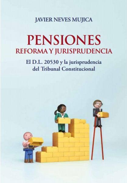 Pensiones. Reforma y jurisprudencia