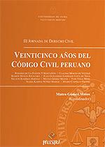 Veinticinco años del Código Civil peruano