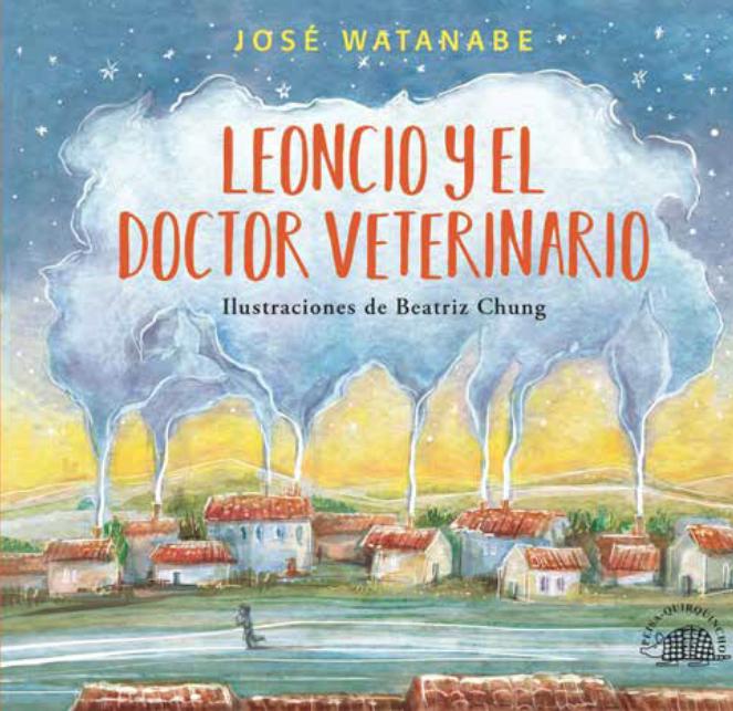 Leoncio y el doctor veterinario