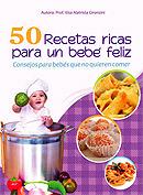 50 recetas ricas para un bebé feliz