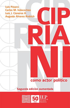 Cipriani, como actor político