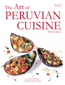 The Art Of Peruvian Cuisine Vol I