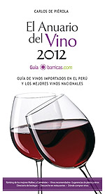 El anuario del vino y el anuario del pisco 2012