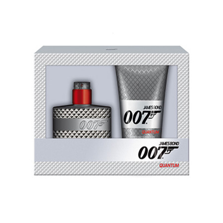 007 Fragrances James Bond 007 Quantum Gift Set 50ml