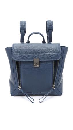3.1 Phillip Lim Pashli Backpack - Lapis