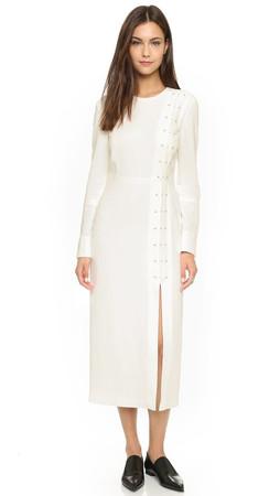 A.L.C. Duncan Dress - White