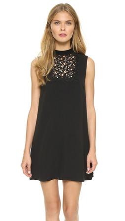 A.L.C. Franco Dress - Black