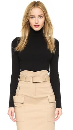 A.L.C. Milo Sweater - Black