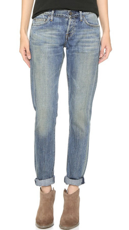 A Gold E Jeane Casual Straight Jeans - Creamfields