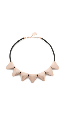Adia Kibur Abby Necklace - Rose Gold