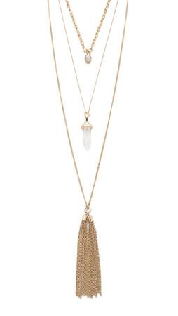 Adia Kibur Bella Necklace - Gold