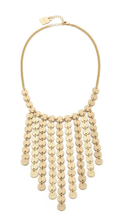 Adia Kibur Julia Necklace - Gold