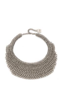 Adia Kibur Kennedy Necklace - Silver