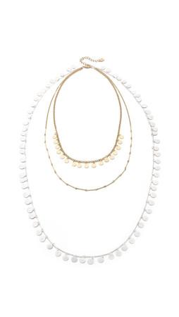 Adia Kibur Olivia Necklace - Gold