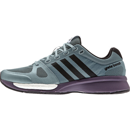 Adidas Women's Grete 30 Boost Shoes () - UK 7 Pink/Black