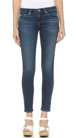 Ag The Legging Ankle Super Skinny Jeans - 5 Years Rainfall