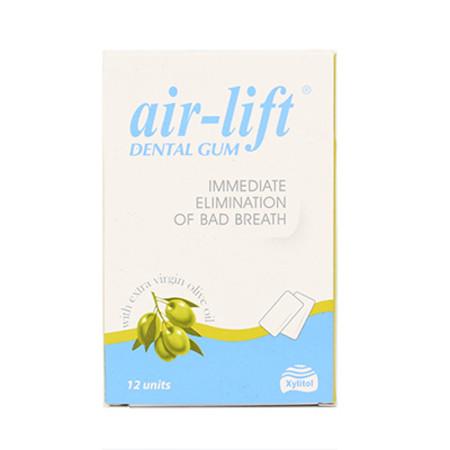 Air Lift Fresh Breath Dental Chewing Gum 12pcs