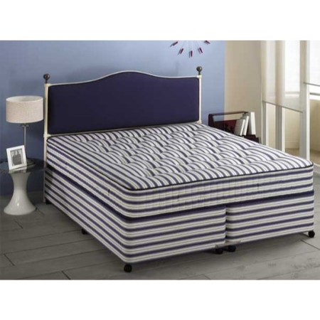 Airsprung Ortho Master Divan and Mattress Set - superking with 4 drawers