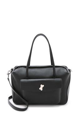 Alexander Wang Icon Duffel Bag - Black