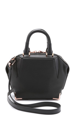 Alexander Wang Mini Emile Cross Body Bag - Black