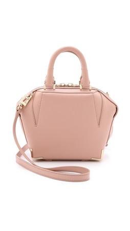 Alexander Wang Mini Emile Cross Body Bag - Blush