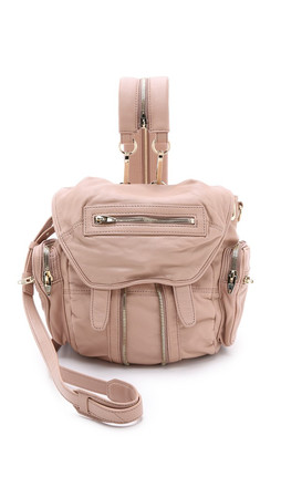 Alexander Wang Mini Marti Backpack - Blush
