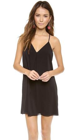 Alice + Olivia Fierra Dress - Black