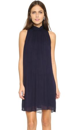Alice + Olivia Rhiannon Dress - Navy