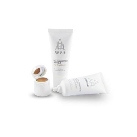 Alpha-h Multi-Perfecting Skin Tint SPF 15 - Medium/Dark 30ml