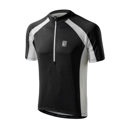 Altura Airstream Short Sleeve Jersey - Large Black/White