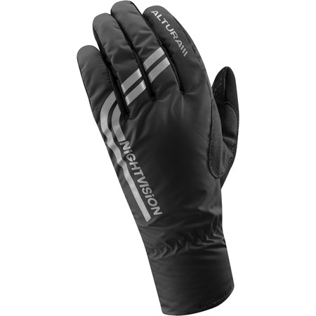 Altura Night Vision Waterproof Gloves - Extra Extra Large Black