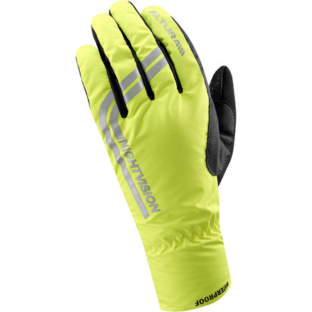 Altura Night Vision Waterproof Gloves - Extra Extra Large Yellow