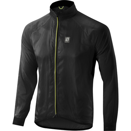 Altura Podium Shell Windproof Jacket - Large Black