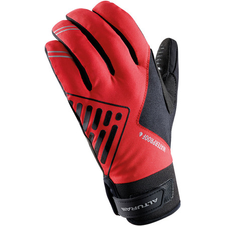Altura ProGel Waterproof Gloves - Large Red | Winter Gloves