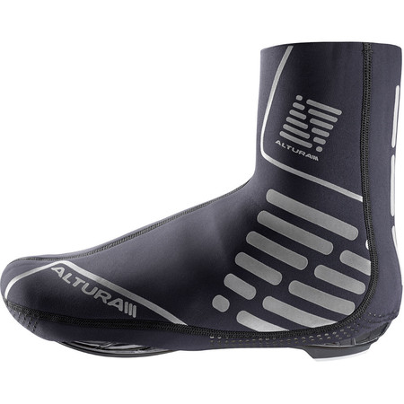 Altura Thermastretch Overshoe - Medium Black | Overshoes