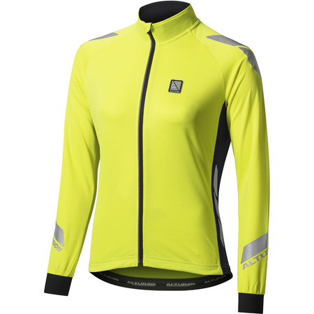 Altura Women's Night Vision Commuter Long Sleeve Jersey - UK 8